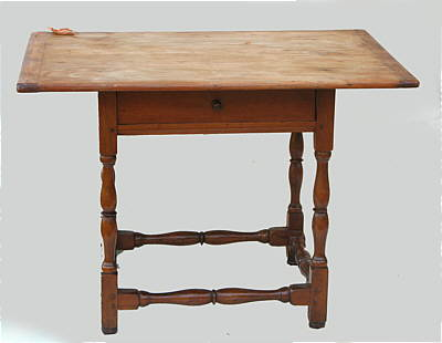 SOLD  New England Tavern Table