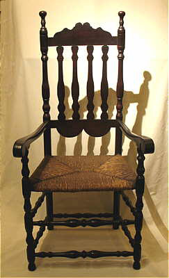 Furniture<br>Furniture Archives<br>SOLD  18th Century Armchair