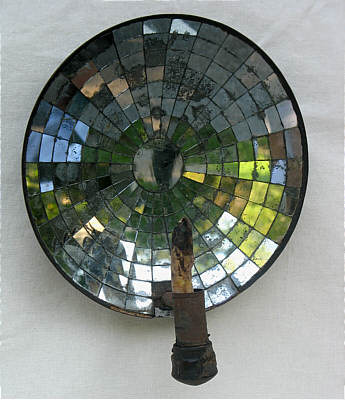 Metalware<br>Archives<br>American Mirrored Sconce
