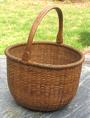 A Good Nantucket Basket