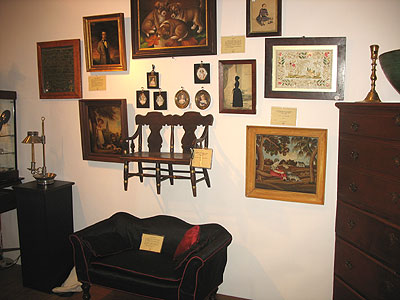 Booth Pics<br>Booths of the Past<br>Brandywine River Museum Antiques Show 2011