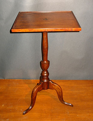 Furniture<br>Furniture for Sale<br>SOLD  Cherry tray-top Candlestand