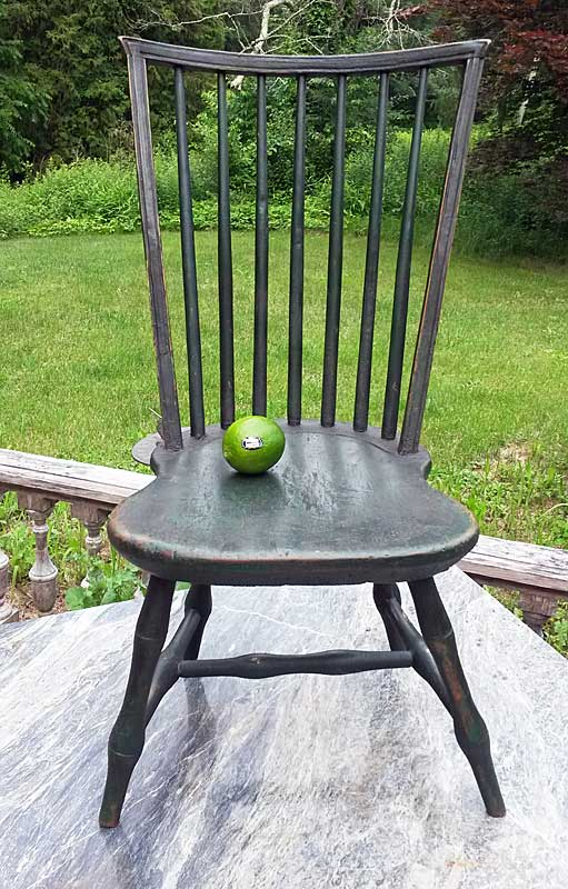 SOLD  Child's Rod-back Windsor Chair