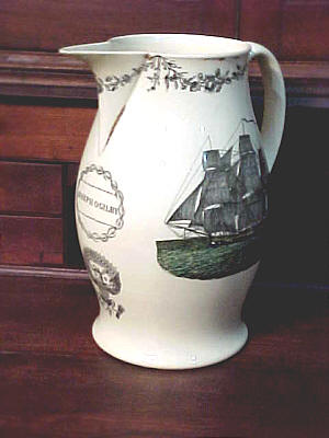 SOLD  Liverpool Jug