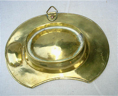 Brass Bleeding Bowl or Barber's Basin