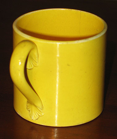 A Trifle for George child's mug