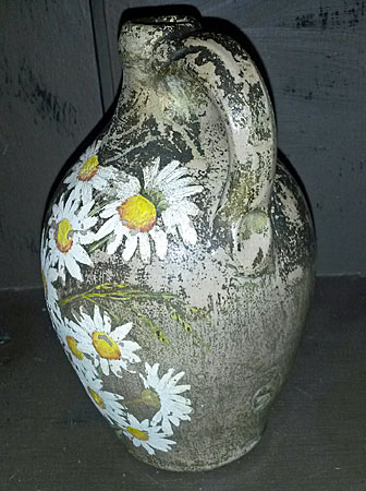 Ceramics<br>Ceramics Archives<br>Decorated stoneware jug