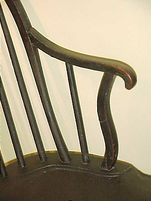 Furniture<br>Furniture Archives<br>SOLD  Boston Windsor Chair
