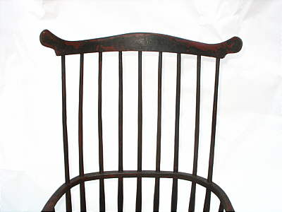 SOLD  Connecticut Windsor Chair