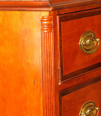 Furniture<br>Furniture Archives<br>SOLD   An Exceptional Connecticut Chippendale Chest