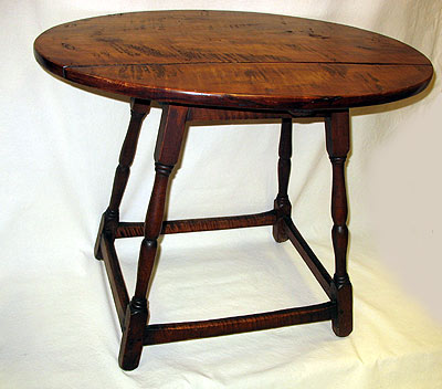 SOLD   An Early New England Tavern Table