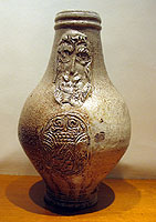 A 17th Century Bellarmine Jug