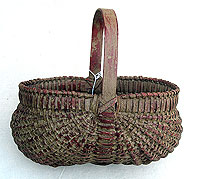 SOLD   Small Buttocks Basket
