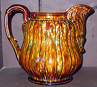 A Bennington Pitcher