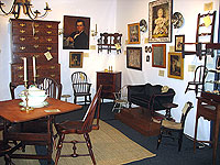 Litchfield County Antiques Show in Kent, CT June 25-26 2011