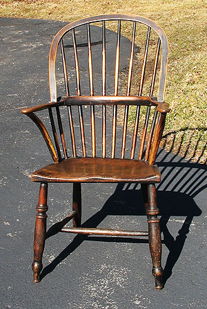 Furnitureu003cbru003eFurniture for Saleu003cbru003eAn English Windsor Chair & Hanes and Ruskin Antiques - Furniture - Furniture for Sale - An ...