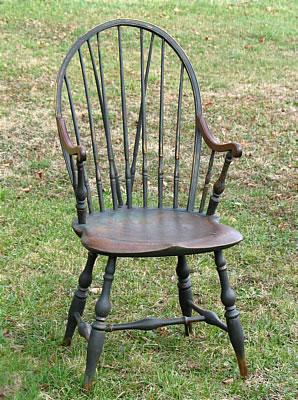 Attirant Furnitureu003cbru003eFurniture Archivesu003cbru003eSOLD Rhode Island Brace Back Windsor